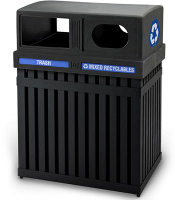 Recycling & Trash Containers